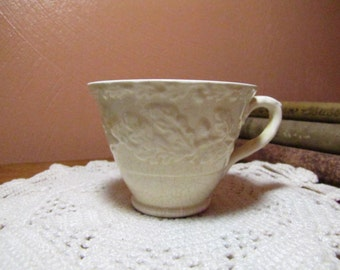 Vintage Small Porcelain Teacup