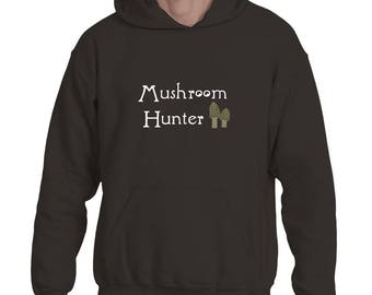 Mushroom Hunter Hoodie