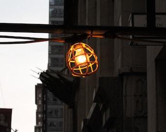 City light 8x10 print