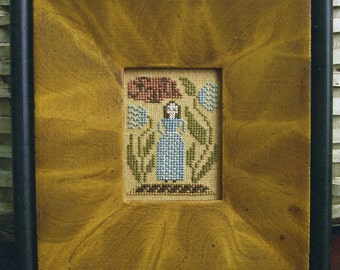 Faith by Carriage House Samplings Counted Cross Stitch Pattern/Chart
