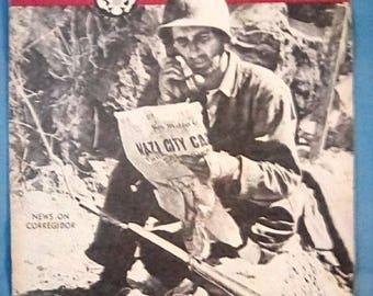 Yank Far East WWIII Magazines