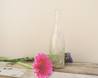 E Bick Brooklyn, NY, Vintage Bottle, Antique Bottle