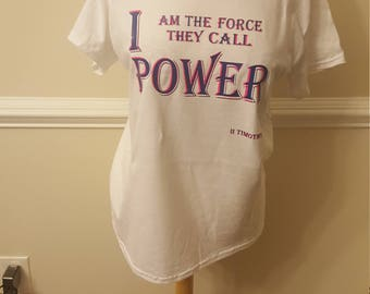 I am the Force they Call Power