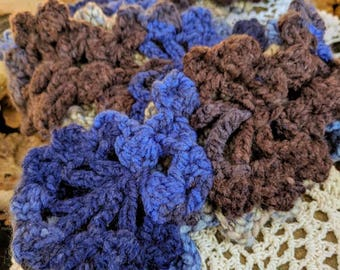Frosty Evening Accent Scarf