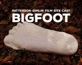 Bigfoot Cast: Patterson - Gimlin Film Site