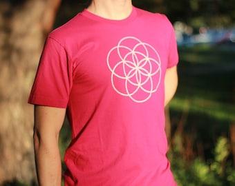 Seed of Life - Sacred Geometry T-Shirt