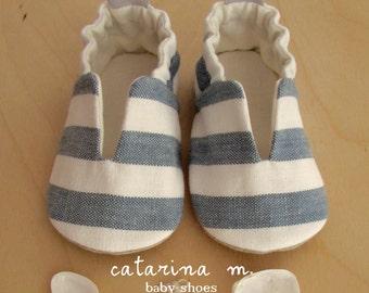 SEWING PATTERN * Baby Shoe Model n.4 * Catarina M.