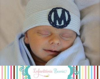NEWBORN BOY hospital hat hat,  boy newborn hat, newborn boy, newborn hat, newborn hospital hat, baby boy, newborn boy hat, baby boy hat