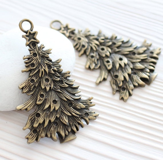 Pine tree pendant antique large pendants antique tree pendant pine tree pendant antique large pendants antique tree pendant christmas tree christmas ornaments christmas decorationsmetal pendants from aloadofball Image collections