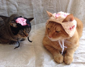 Zombie Hat for Cats