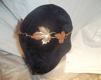 Crown Bronze 4 Ivy Leaf