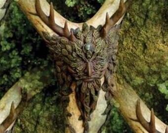 Cernunnos - Spirit of the forest greeting card