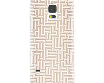 Geometric Phone Case, iPhone 8 Case, Geometric Samsung Galaxy S7 Case, Geometric iPhone 6S Case, iPhone SE Case, Samsung Galaxy S8 Case