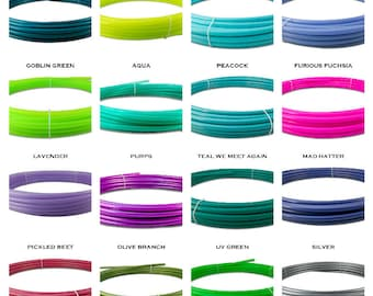 "3/4"" Polypro Hula Hoop Tubings sold by the foot. You NEeD This TO mAkE YOur HoOPs!"