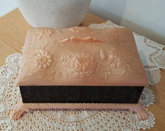 Vintage Hoadleys Chocolate Box