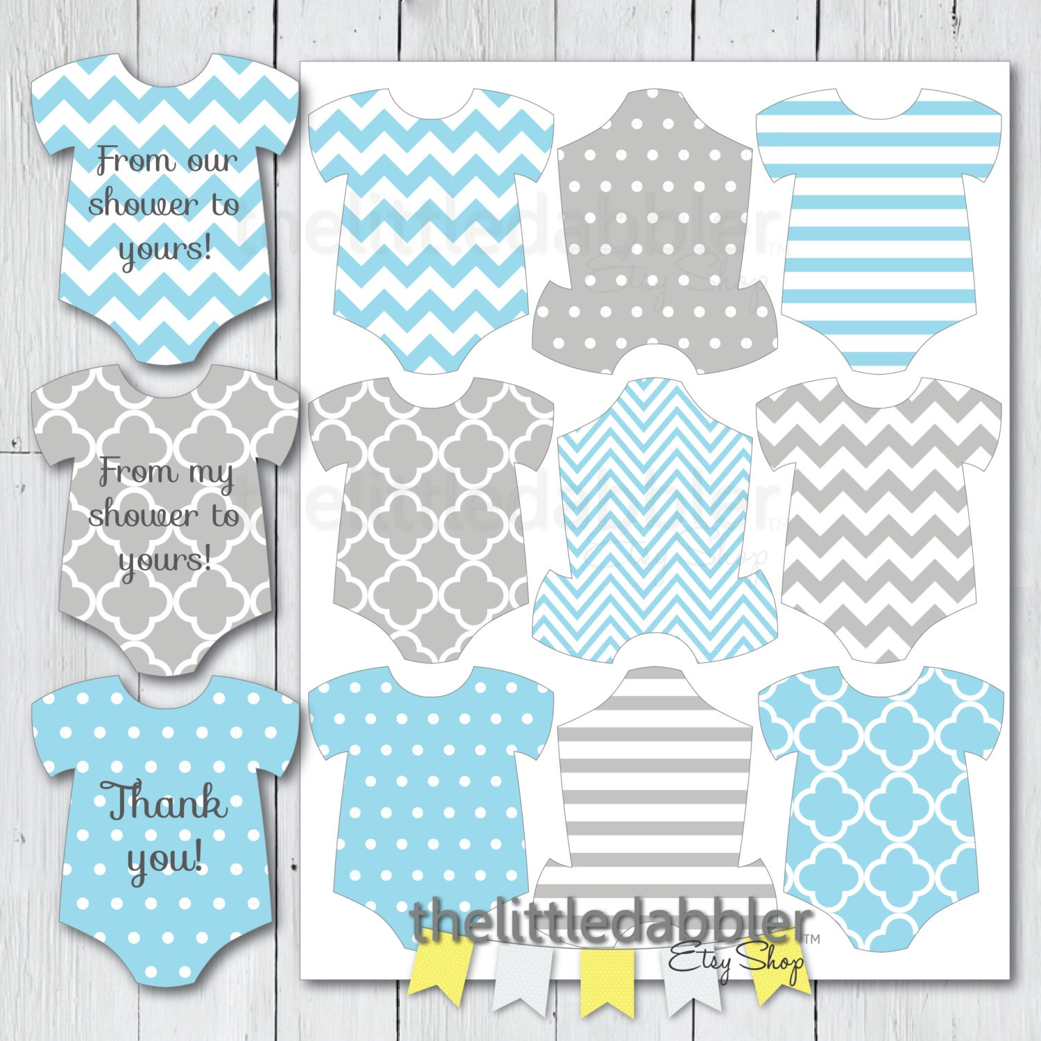 Favor tags for baby shower templates free printable baby shower favor tags template ladymarmalademe negle Images