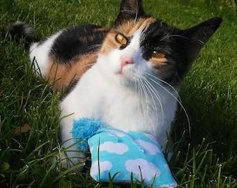 Sunny-Day Catnip Toy w/ extra small bag of catnip extra