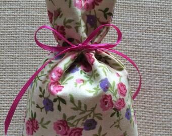 Flower communion or wedding favor box