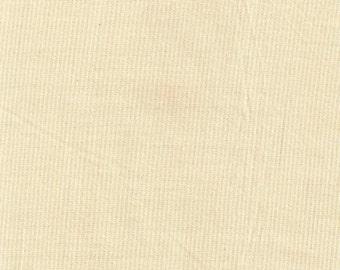 Yellow Striped Fabric - 100% Organic Cotton