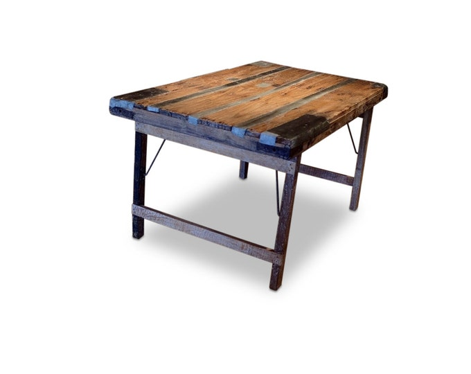 Wood Folding Table