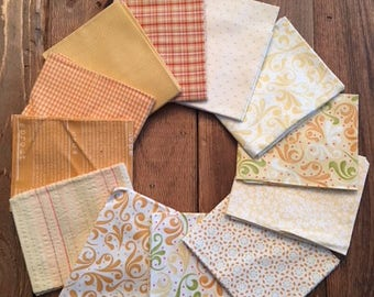 Re-stock your stash with 12 MODA Fat Quarters!