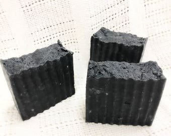 Activated Bamboo Charcoal & Bamboo Vinegar Face Soap