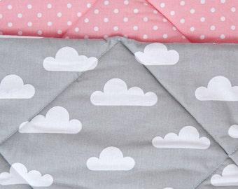 Floor mat – Cloudy Rose