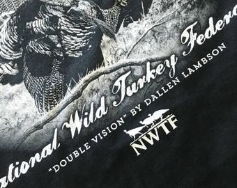 National Wildlife Turkey Federation TShirt