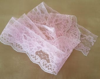 Light Pink Lace Trim