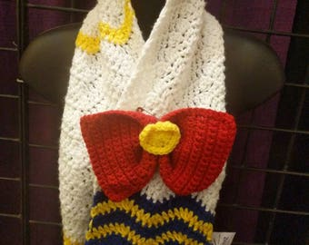 Sailor Moon Theme Scarf