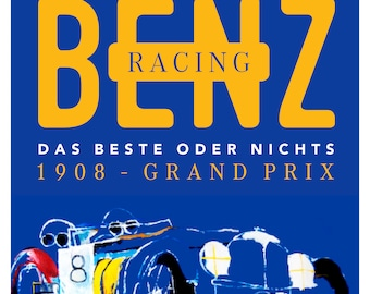 The Best or Nothing, 1908 Grand PRIX