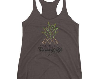 Crown of Life Women's tank top