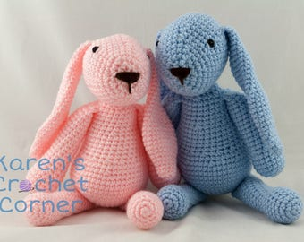 Create Your Own Bunny Rabbit - Made to Order