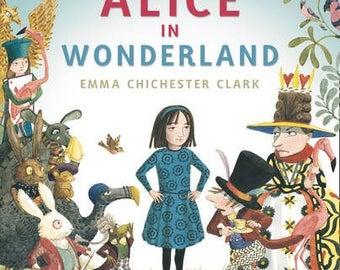 Book - Alice's Adventures in Wonderland (PDF)
