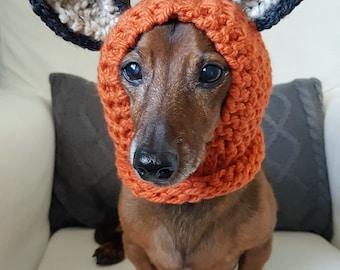 Fox Hood
