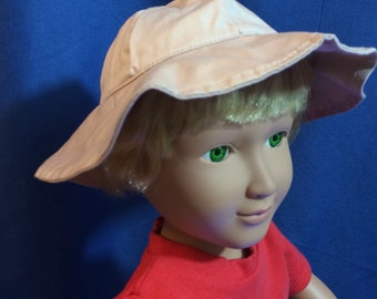 Outdoor/ camping Hat,  fits my life, American Girl. 18 inch doll accessories, Spring