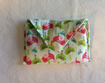 Bird Coin Purse With Card Slots
