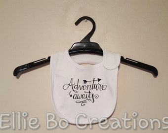 Adventure Awaits Bib