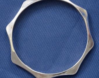 """Vintage Carnegie Bracelet sterling signed Carnegie P.H.S.D. 8""""circa 1950's"""