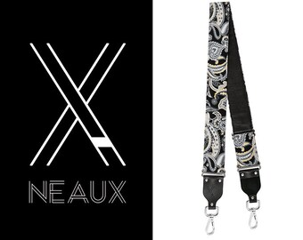 Vintage style BAG strap by NEAUX - LEBEAU