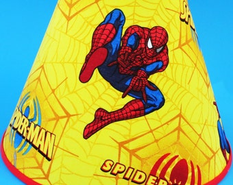Spiderman Lamp Shade Lampshade