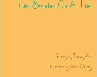 Like Branches On A Tree Poetry & Family Sweet Family Poems For Loved Ones New