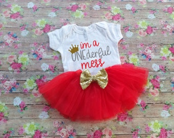 Onderful baby girl outfit, 1st birthday outfit first birthday onesie available in different colors