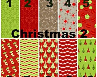 Printed Vinyl, Christmas 2, Pattern Vinyl, Adhesive Outdoor 651 Vinyl, HTV, Heat Transfer Vinyl, Iron On, Design Vinyl, Christmas, Holiday