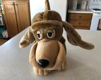 Vintage Tonka Pooch Patrol Plush Dog