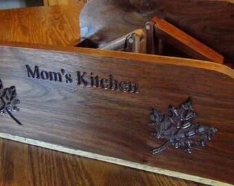 Napkin holder, organizer, Kitchen storage