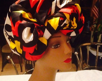 AnkaraAfrican Print Head wraps/ / African accessory fabric/ African Fabric/ Ankara Head Wrap