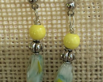 Marilyn's sun earrings