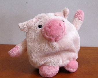Pig Two Fingers Puppet by The Puppet Patch