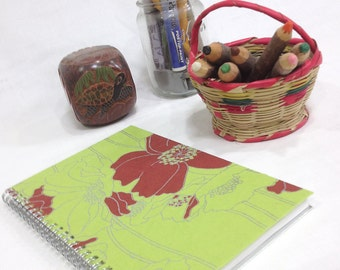 Ruled Journal - Closeout Prints 2 - Small Lined Notebook - CHOOSE YOUR COVER